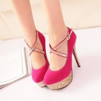 Elegant Pink Party Pumps     #fashion #pumps   http://www.atalskinsolutions.com/