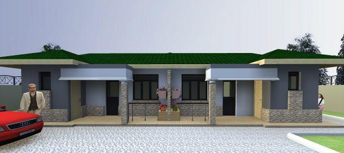 Studio Apartment Floor Plans Apartments Bedroom Residential Als In Uganda Part 1 Bungalows