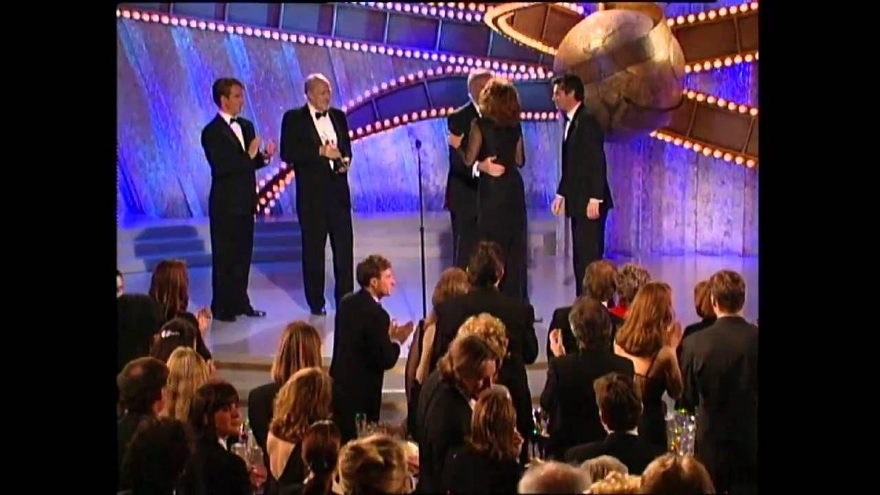 Sophia Loren Receives Cecil B DeMille Award - Golden Globes 1995