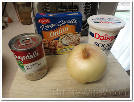 Super Easy Slow Cooker Chicken Stroganoff Onion Soup Mix Recipe Chicken Onion Soup Mix Recipe Chicken Stroganoff