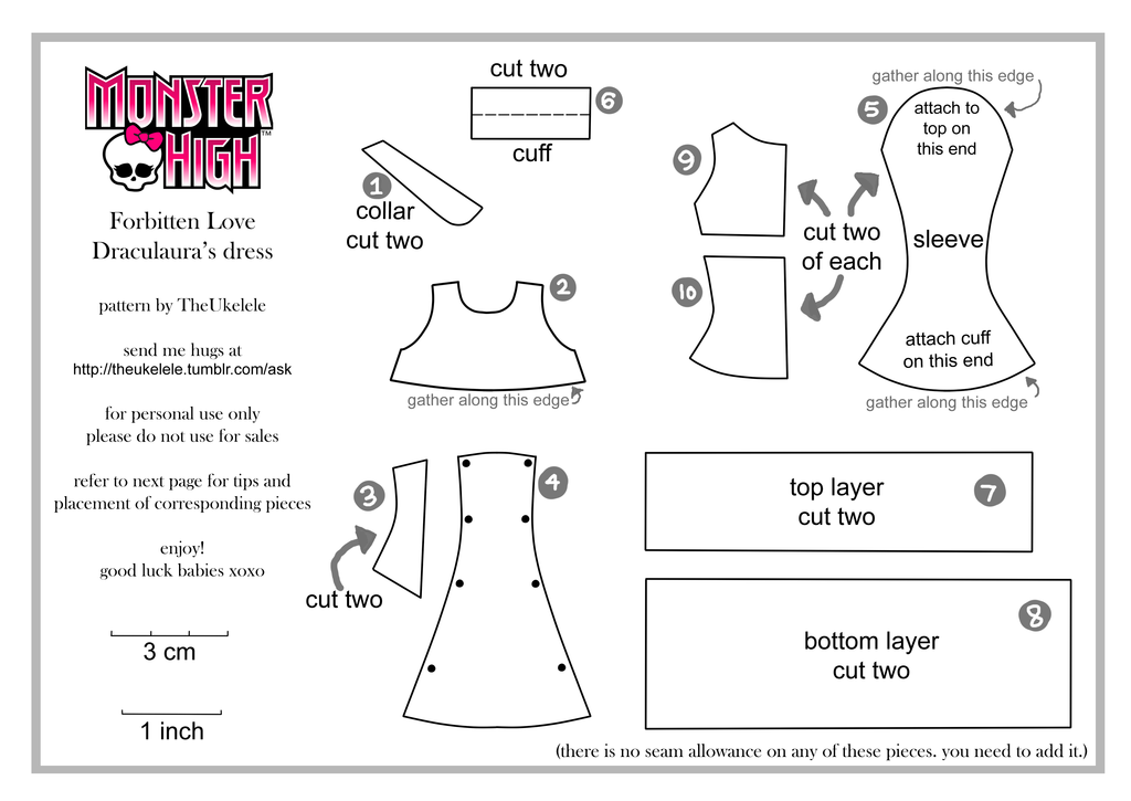 Cheap dress patterns printable