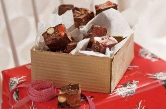 Turkish delight rocky road