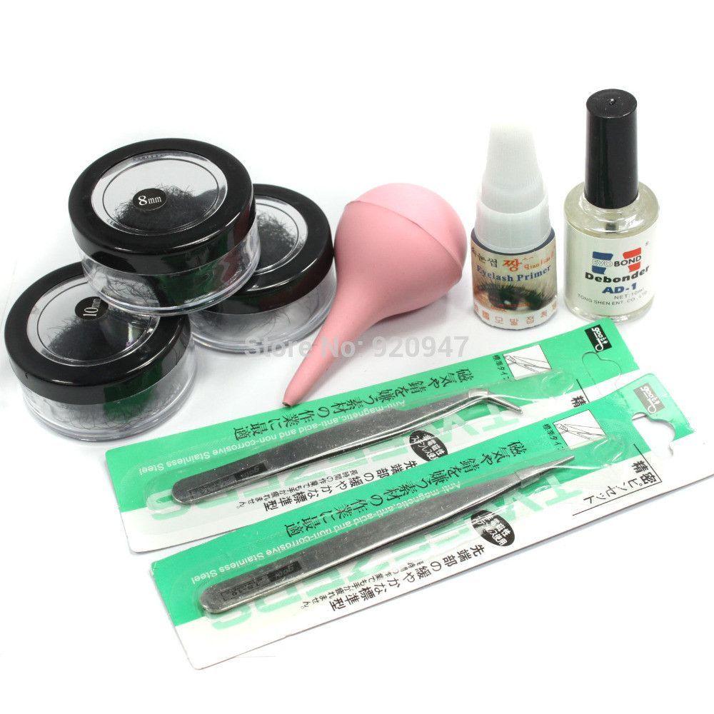 False Individual Extension Black Eyelash Graft Lash Glue Remover