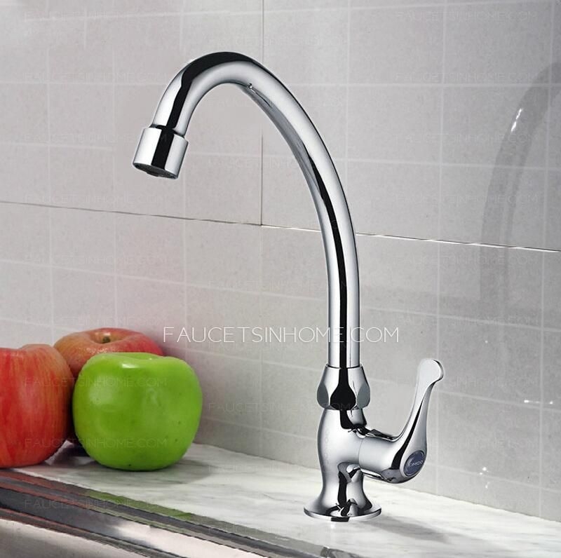 Good Vertical Cold Water Only Kitchen Faucet   Kitchen faucets ...