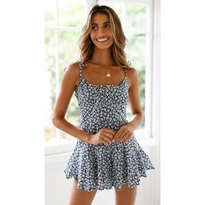 floral mini dress 11