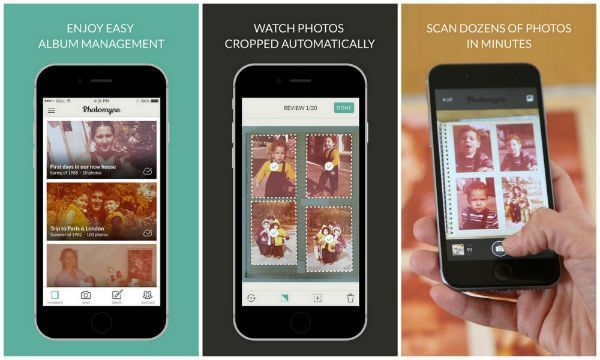 7 Best iPhone Apps for Scanning Old Photos Photo scan