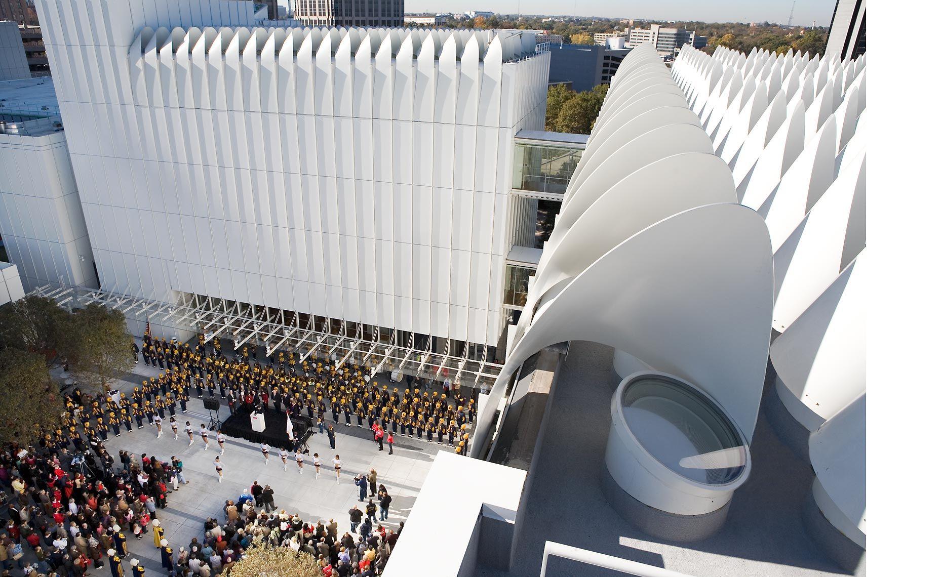 Renzo Piano High Museum of Art Atlanta