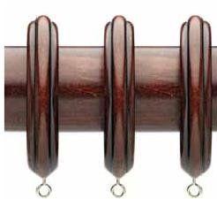 Wood Rings For Use With Rustic 2 1 4 Inch Diameter Wooden Curtain Rods Portas De Entrada Portas