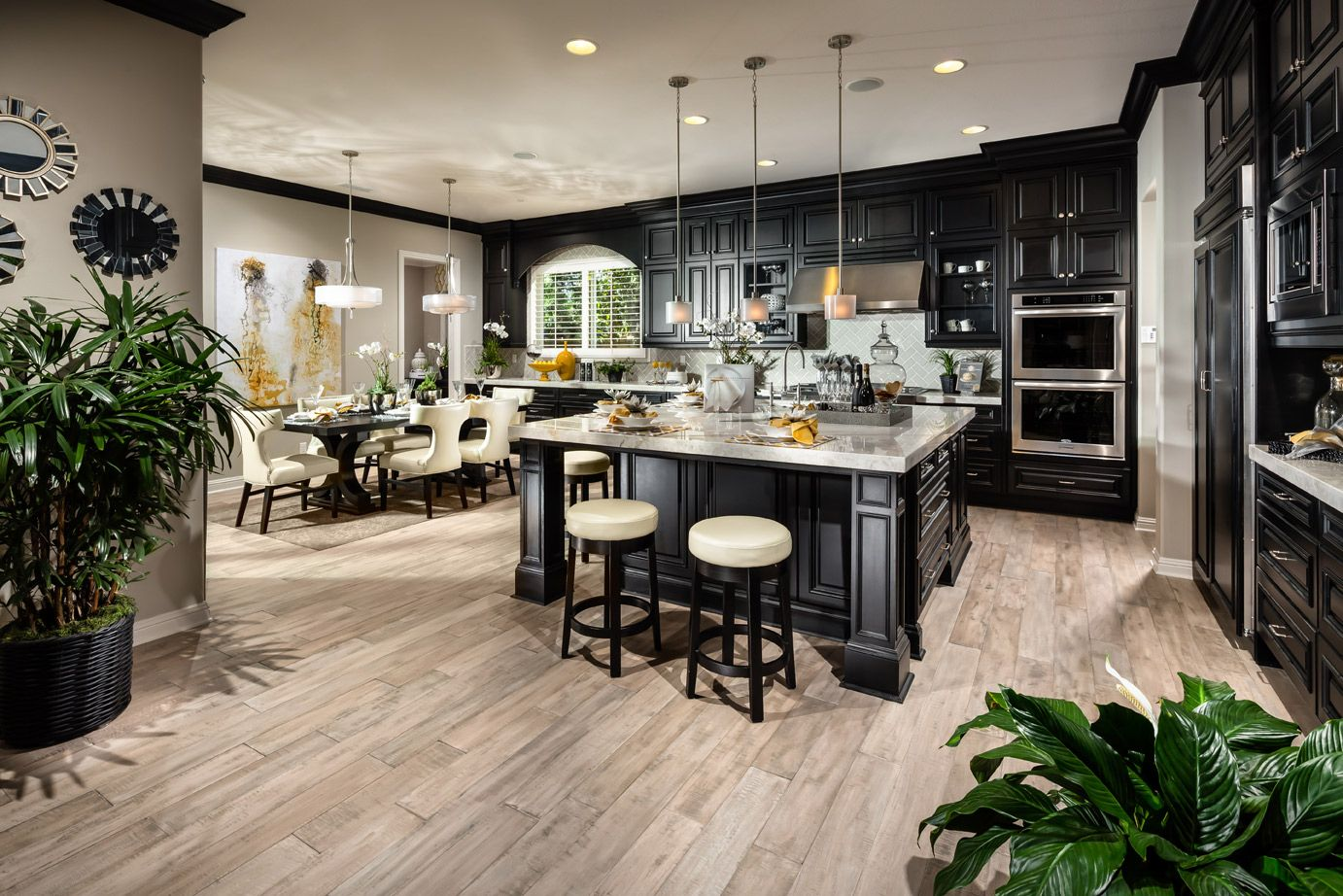 The highlands at baker ranch in lake forest ca palisade - Highlands designs custom kitchen cabinets ...