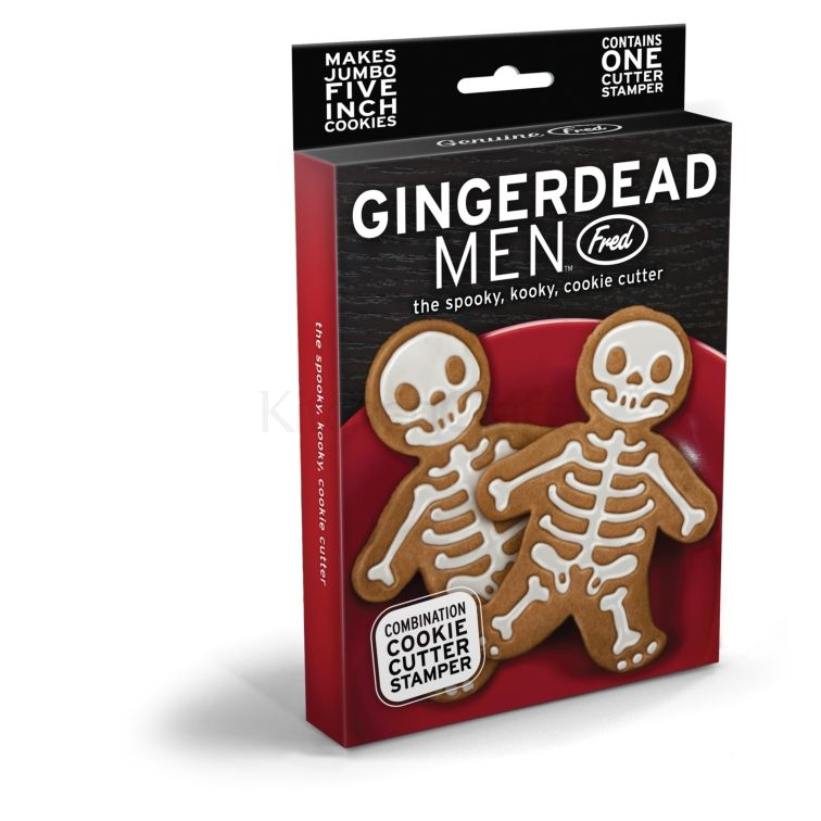 Superb Fred Gingerdead Men Cookie Cutters | Cookies | Novelty U0026 Gifts | Products |  Kitchen Craft