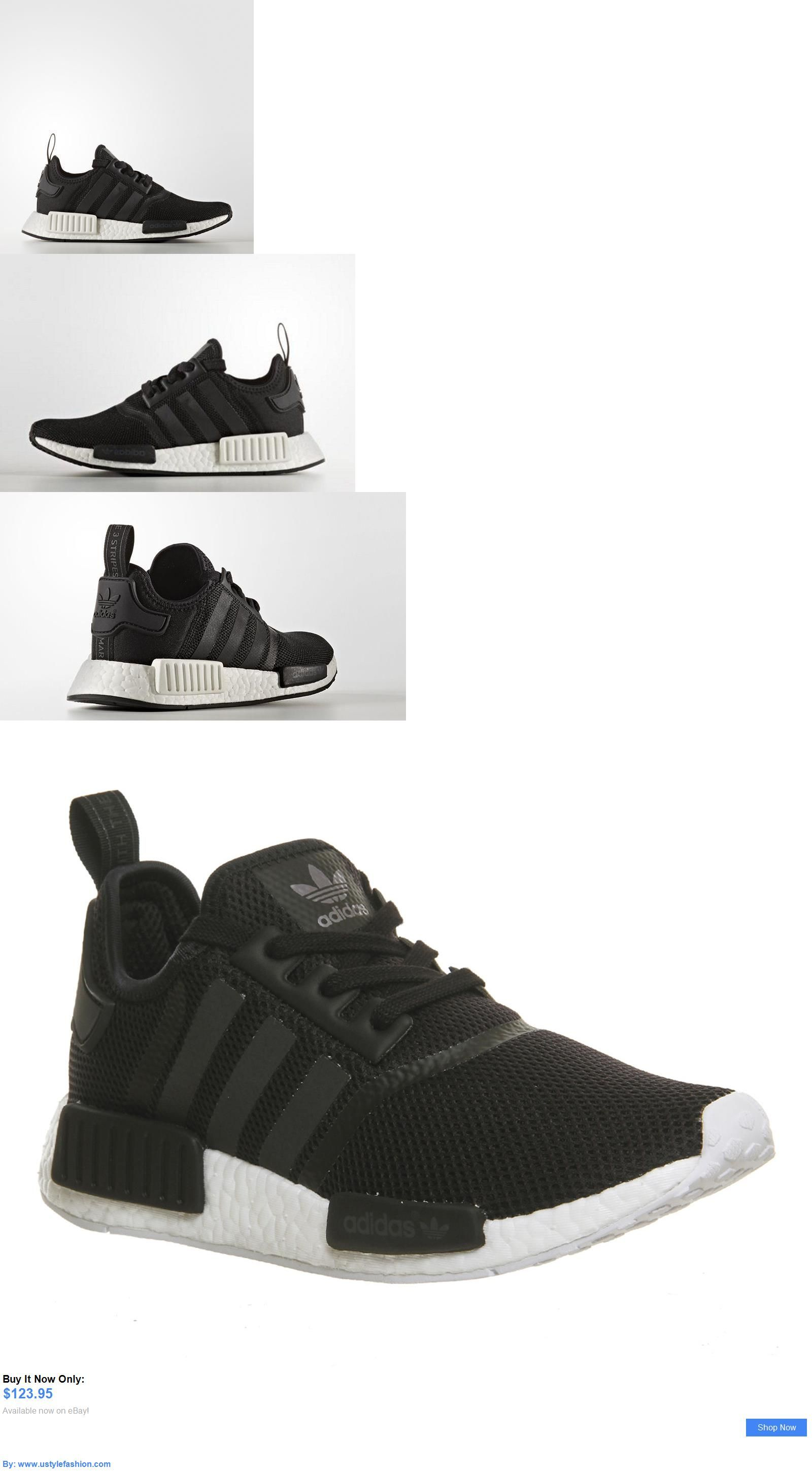 a28e80c50 Children boys clothing shoes and accessories  Adidas Nmd R1 J Core Black  White Mesh Us Boys Girl Gs Youth Nomad Junior S80206 BUY IT NOW ONLY    123.95 ...