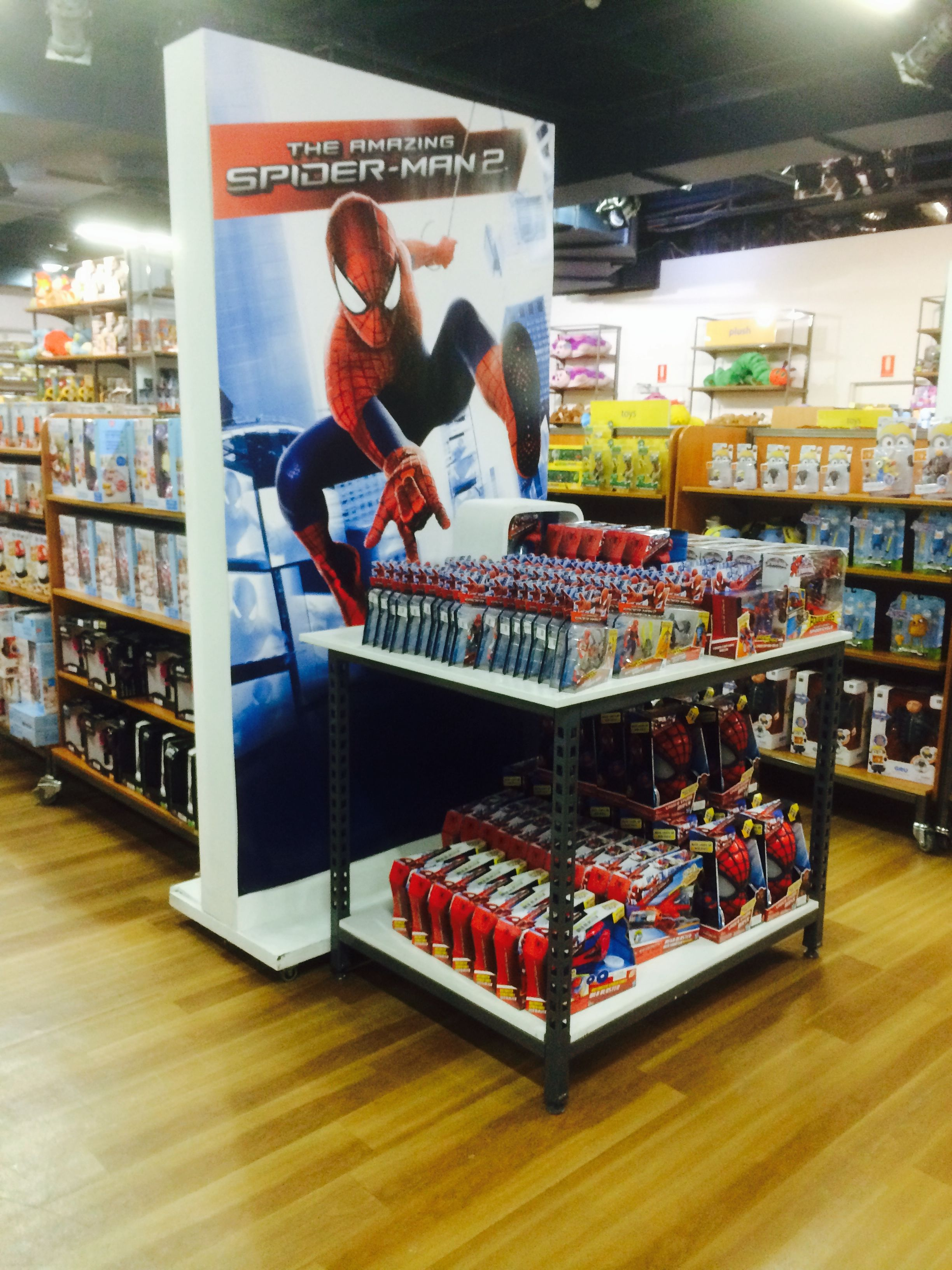 Myer Department Store Sydney Toys Layout