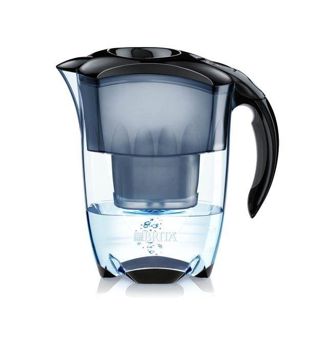 #Dzbanek filtrujący wodę w kranu #Elemaris #Brita kolor: czarny