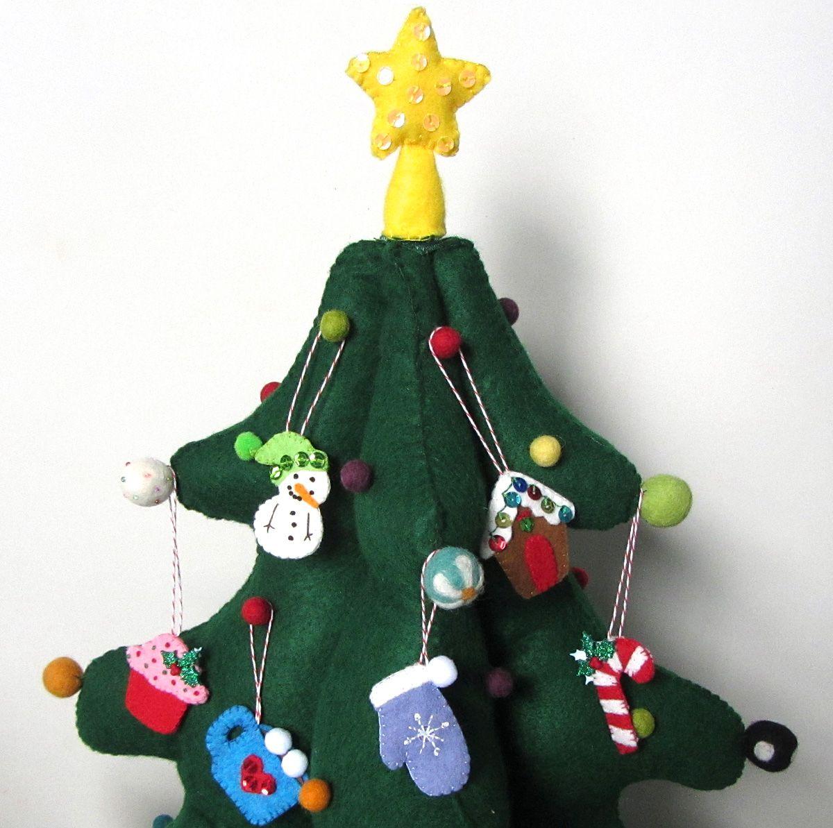 Mini Advent Ornaments Set One