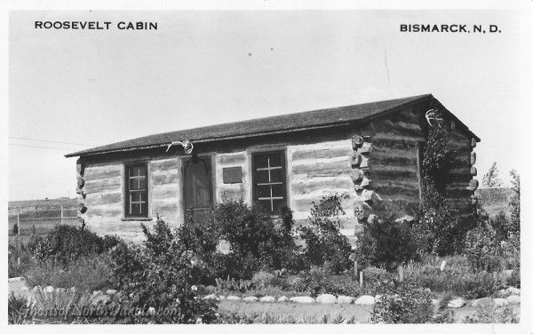Maltese Cross Cabin Theodore Roosevelt's Mobile Home
