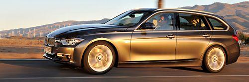 Vorstellung BMW 3er Touring