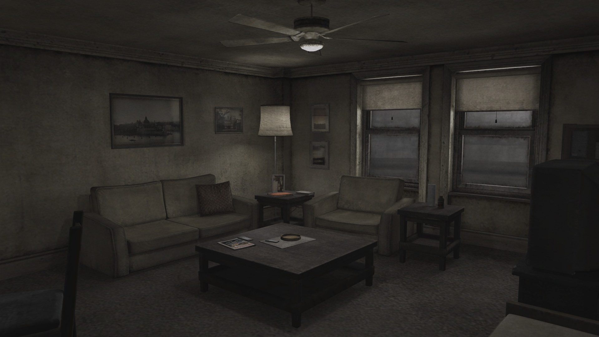Silent Hill 4 The Room It S Terrible That Poor Little Boy