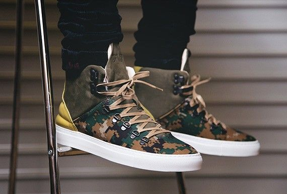 Filling Pieces Amsterdam Moutain Boot Trainer  Digi Camo  Pack ... 8ab4751e3d445