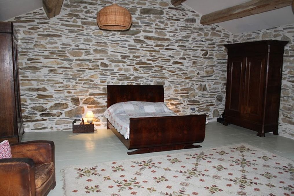 Complete French Farm house renovation - Master Bedroom completed