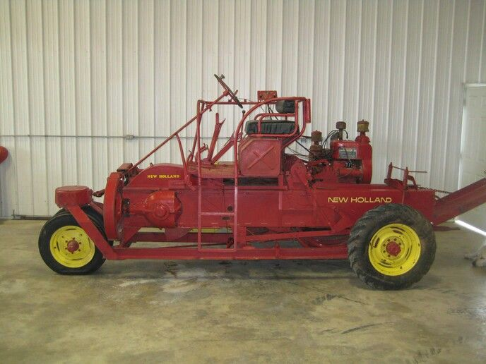 New holland self propelled square baler making hay old - Savannah craigslist farm and garden ...