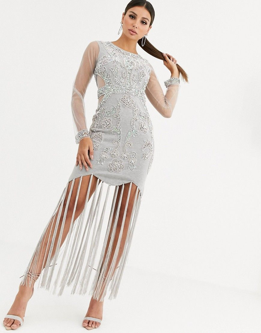 Kleid A Star Is Born Wir lieben Glitzer Rundhalsausschnitt