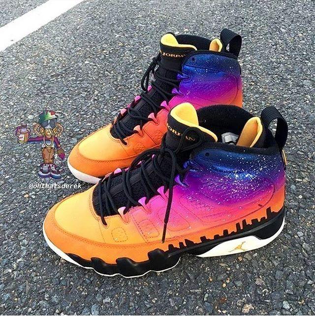 Air Jordan 9 Over The City | Sneakers
