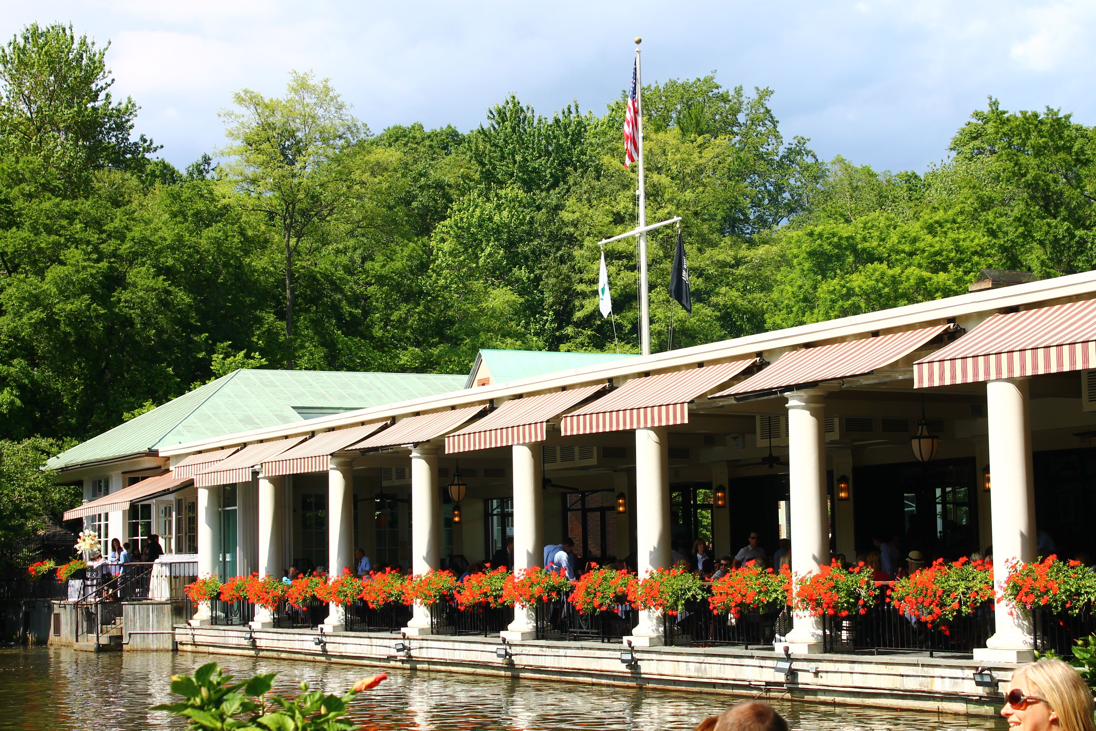 New York boat house