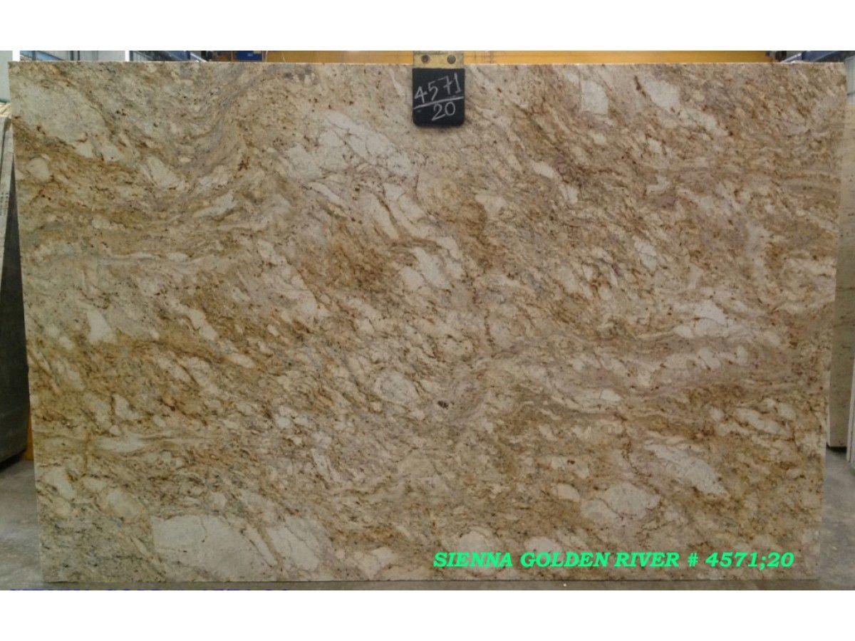 Sienna Golden River Granite 3cm Stone