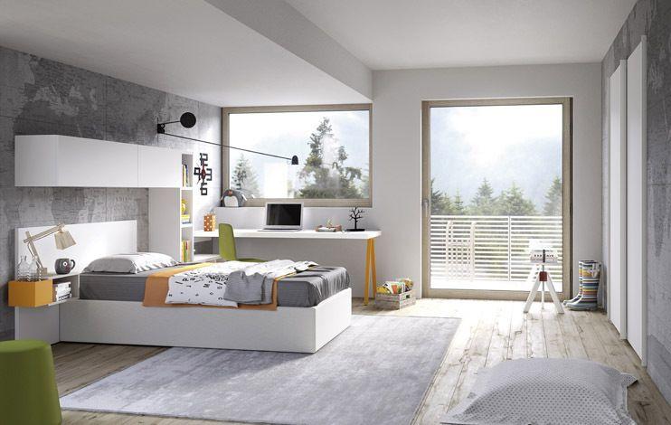 Camerette Contemporanee ~ Children bedroom furniture for children battistella nidi
