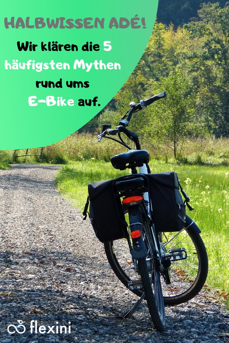Wir Klaren Die 5 Haufigsten Mythen Rund Ums E Bike Auf