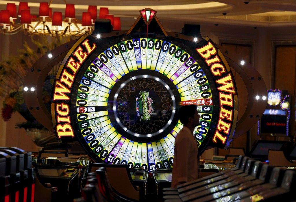 Casino On Wheels