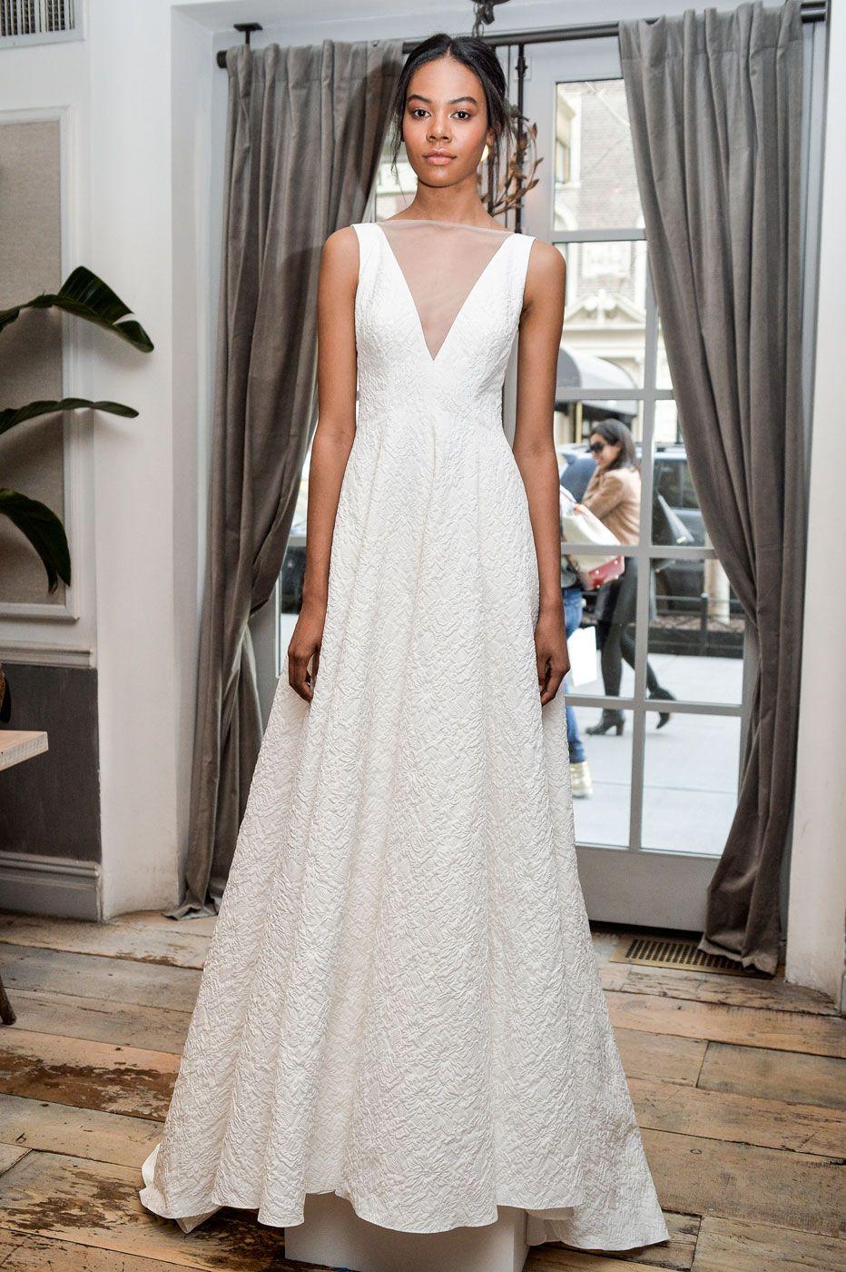 Bridal trend report   Lela rose, Wedding dress trends and Wedding bells
