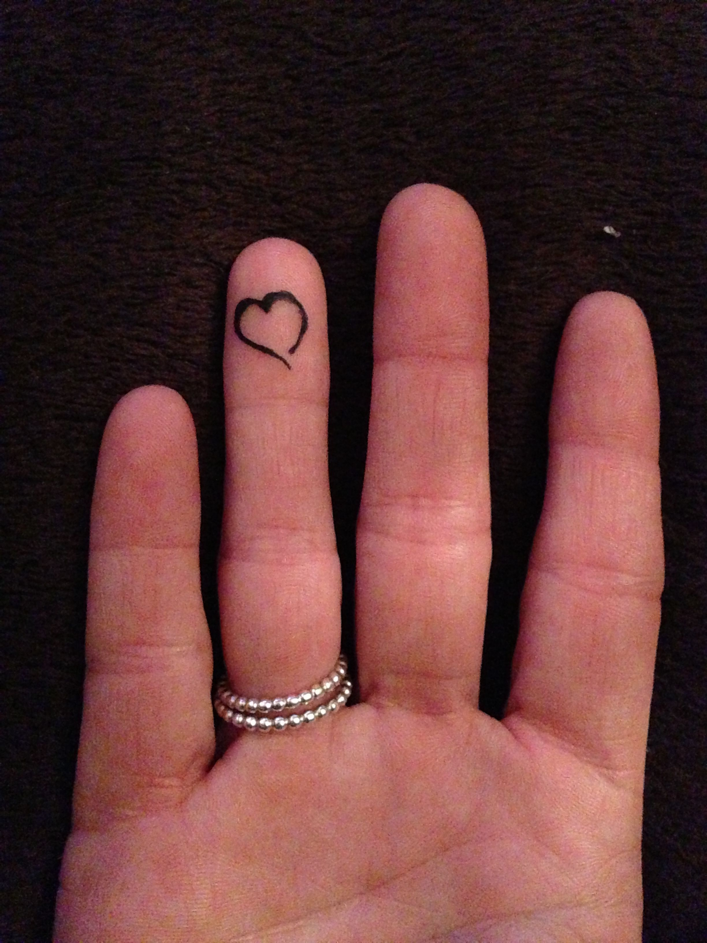 My ring finger tattoo | OTHER... always a Other | Pinterest | Ring ...