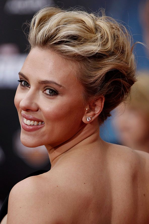 50 Easy Updo Hairstyles for Formal Events - Elegant Updos ...
