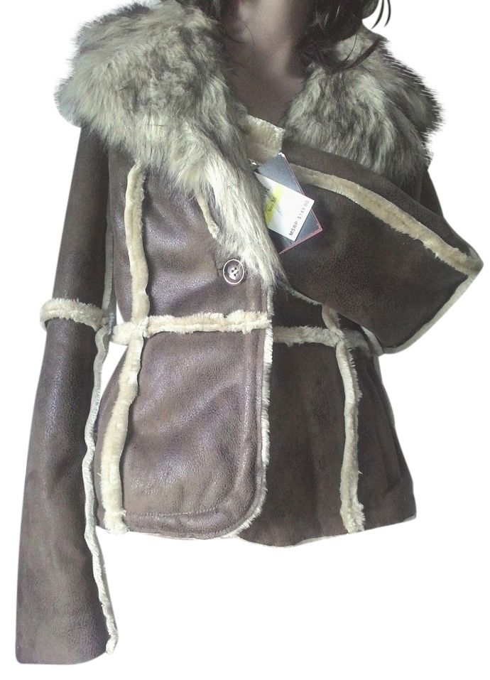 84e138ce52c Baby Phat Fur Coat. Free shipping and guaranteed authenticity on Baby Phat Fur  Coat at Tradesy. A Beauty tan faux FUR Coats.awesome 4 All occasion.