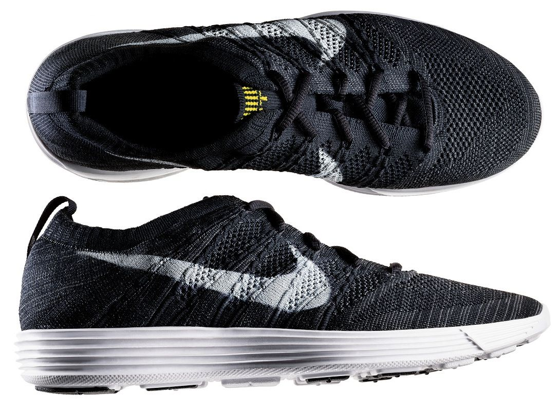 huge discount 41559 24edd ... Nike unveiled the new Flyknit technology, a one-piece engineered design.