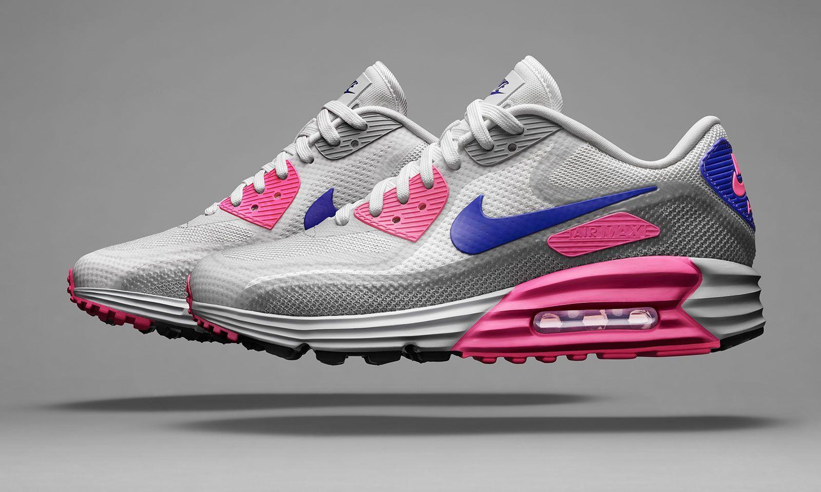 nike air max lunarlon 90 womens | Nike air, Nike air max