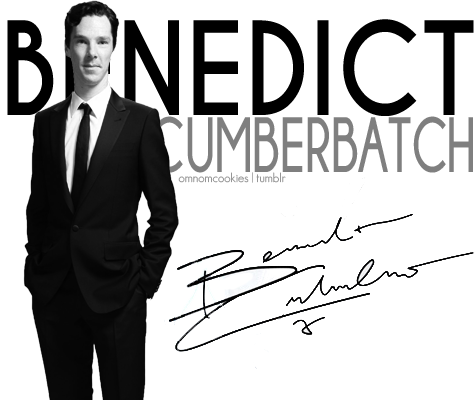 Benedict cumberbatch has now signed your account. There is no reason not to repin this