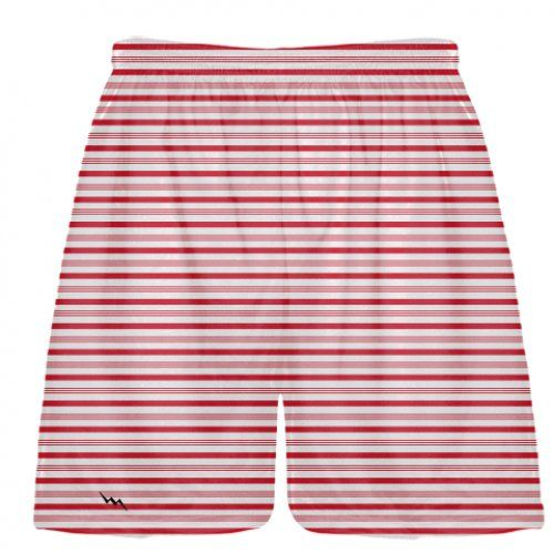 8b5ee4a159abc Candy+Cane+Striped+Lacrosse+Shorts+-++Christmas+Shorts | Christmas ...