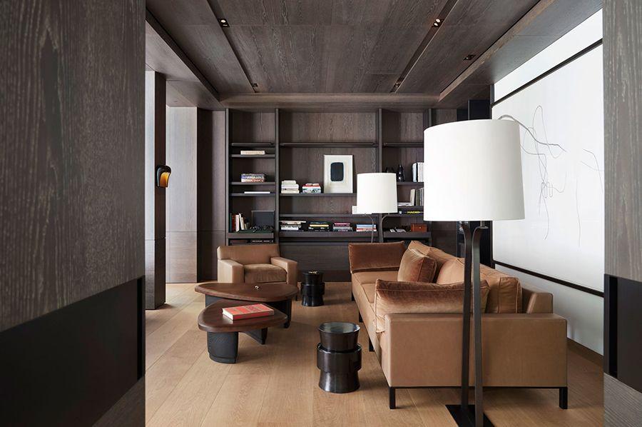 Impressive Private Residence Munich Germany Interior Architecture House Interior French Interior Design