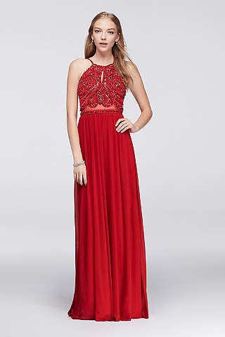 Prom Dresses Gowns For 2016 2017 Davids Bridal Daring