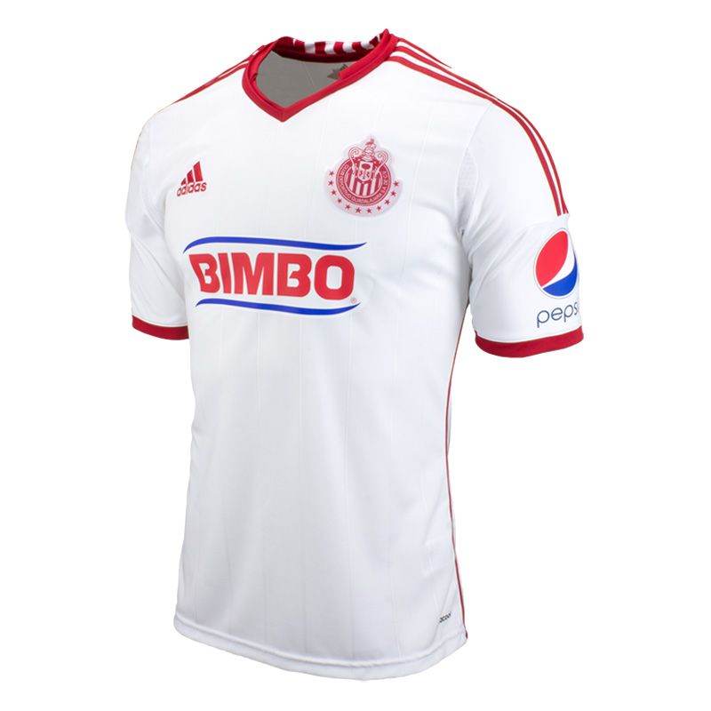 fc7a429f79f Adidas Chivas 2013/2014 Away Jersey | Liga MX | Football gear ...