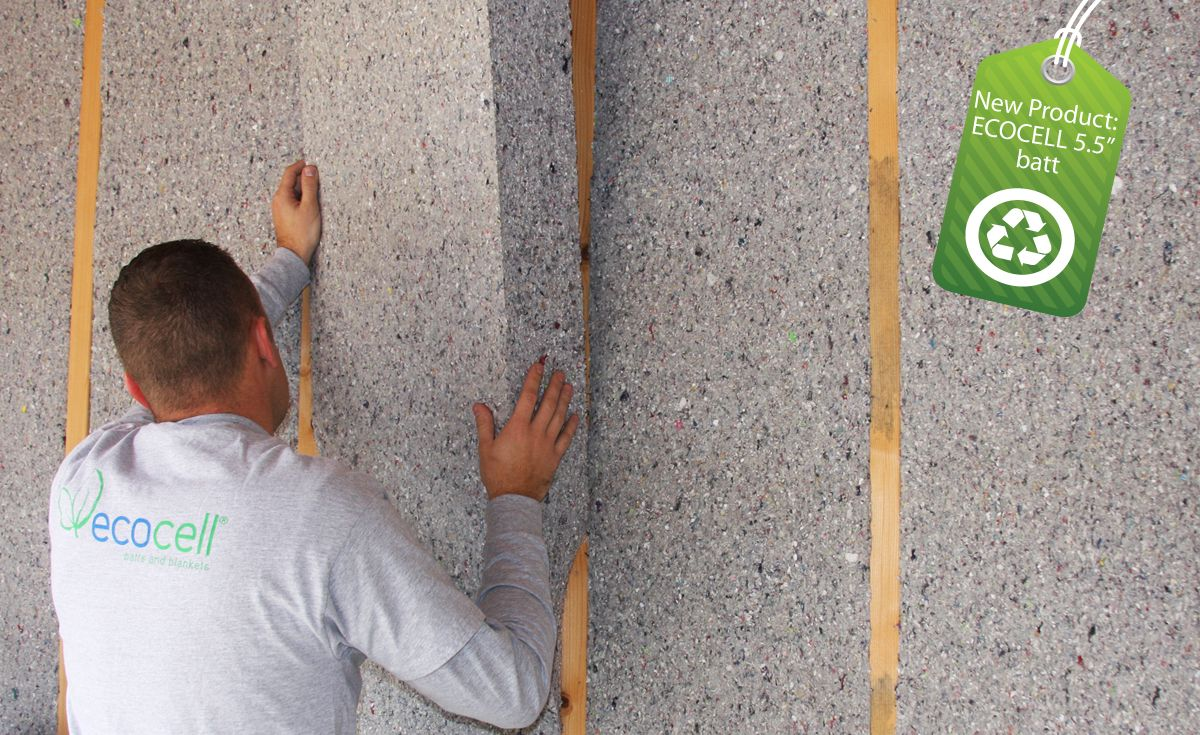 Eco friendly home insulation products - Cms Ecocell Cellulose Batt Environmentally Responsible And Sustainable Completely Recyclable Insulated Panelsgreen Productsinsulationsmallest Housesmall