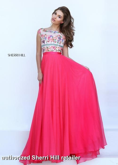 Sherri Hill 50457 Sherri Hill Miss Priss Prom and Pageant store ...