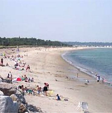 Ferry Beach In Saco Maine