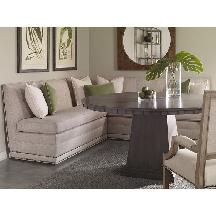 Vanguard Furniture Olmstead Armless Dining Banquette W754-55 ...