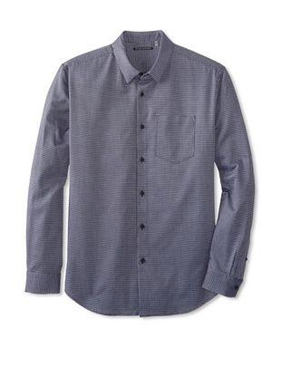 87cbfdf151 70% OFF Elie Tahari Men s Steve Shirt (Navy White)