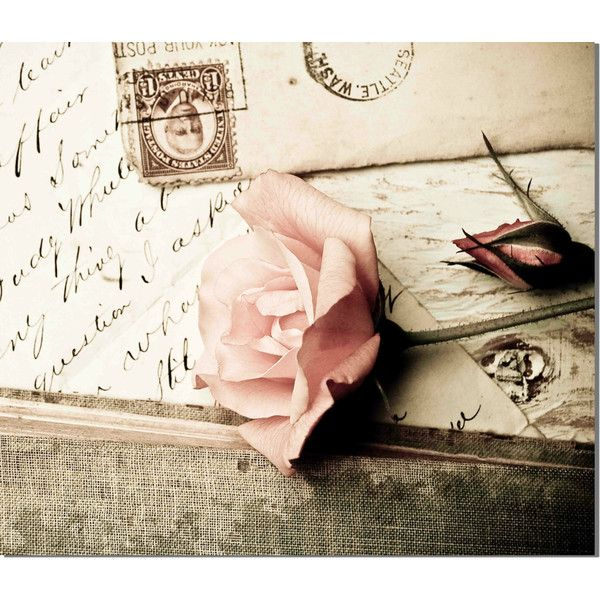 Vintage ROSE Nature Photography Vintage Nostalgia Victorian Romance... ($15) ❤ liked on Polyvore featuring home, home decor, wall art, backgrounds, flower stem, metallic wall art, photo wall art, rose wall art and photography wall art