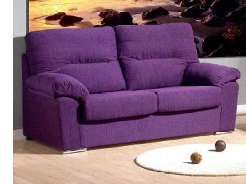 Sofá fijo, sofá de patas metalicas, sofá estructura fija, sofá ...