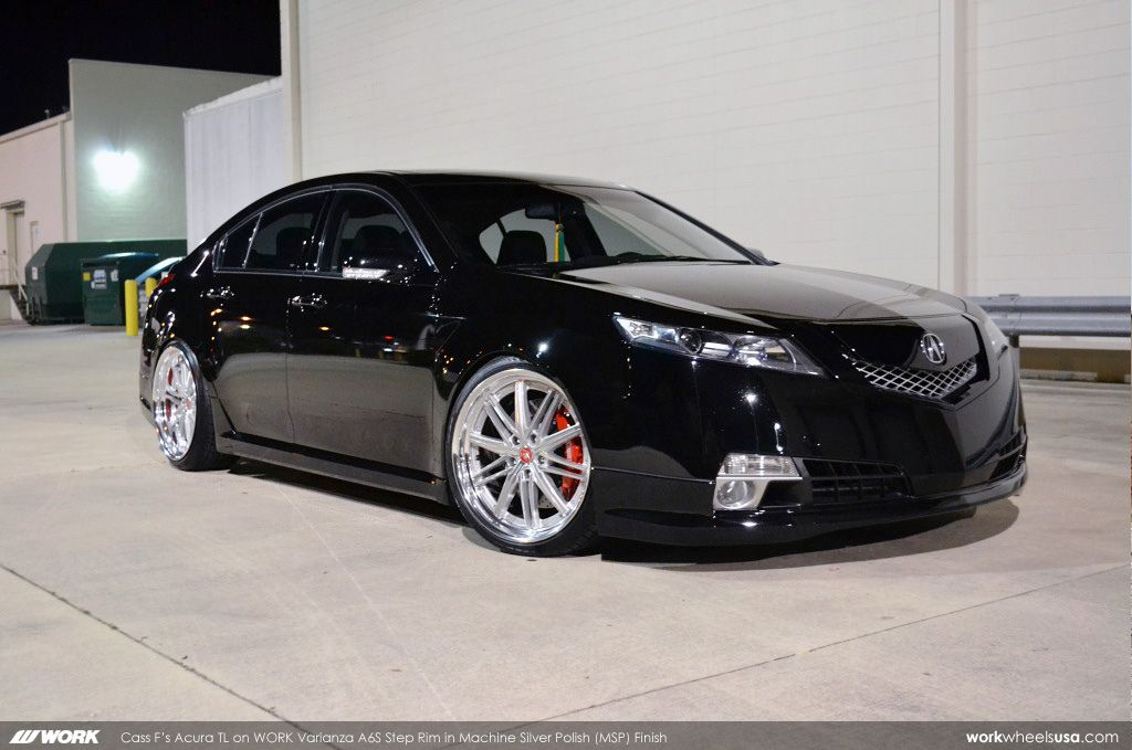 Custom Acura With Wheels Tl S 2002 Put In Work 187 2012